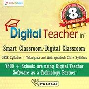 Digital Classroom Services Provider,  Hyderabad | Digital Teacher