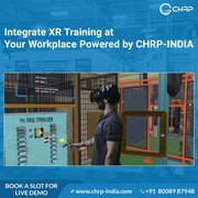 Integrate XR Training at your Workplace Powered by CHRP-INDIA