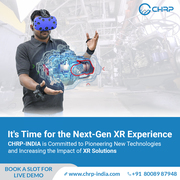 It's Time for Next-Gen XR Experience.