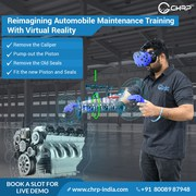 Reimagining Automobile Maintenance Training With VR