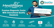 Healthians Coupons,  Deals & Offers: Get 25% off any tests -Dec 2020
