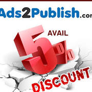 Newspaper ad booking