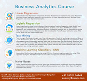 Data Analytics courses