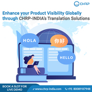 Translation & Localizations Services/Solutions