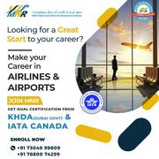 Best IATA Course Training  Institute In Telangana