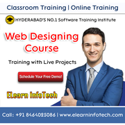Job Oriented Web Design Training in Hyderabad
