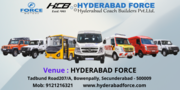 Hyderabad Force Motors - Gurkha | Traveller | Trax | Toofan.