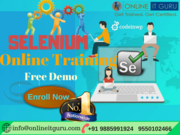 Selenium online training | Online IT Guru | Selenium online courses