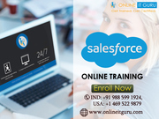Salesforce online training | Online IT Guru | Salesforce course online