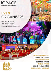 Best event organisers in Hyderabad
